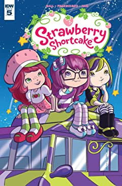 Strawberry Shortcake (2016-2017) #5