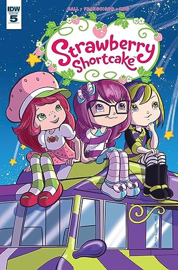 Strawberry Shortcake (2016-2017) #5