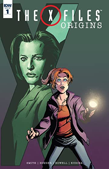 The X-Files: Origins #1: Chapter Two