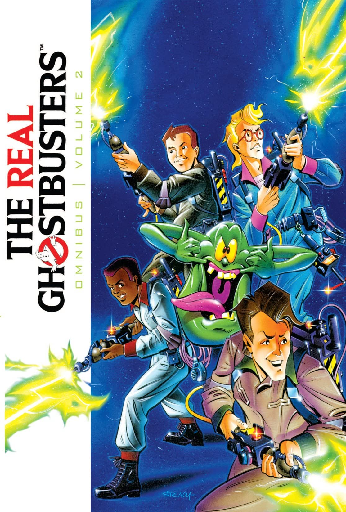 Ghostbusters: The Real Ghostbusters Omnibus Vol. 2