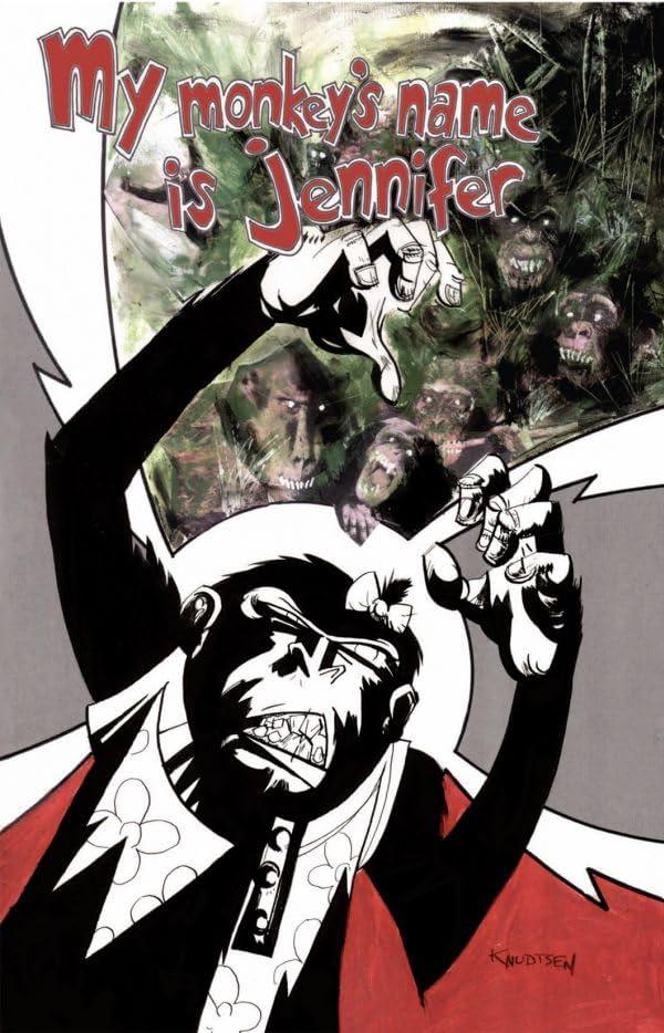 My Monkey's Name Is Jennifer Vol. 2
