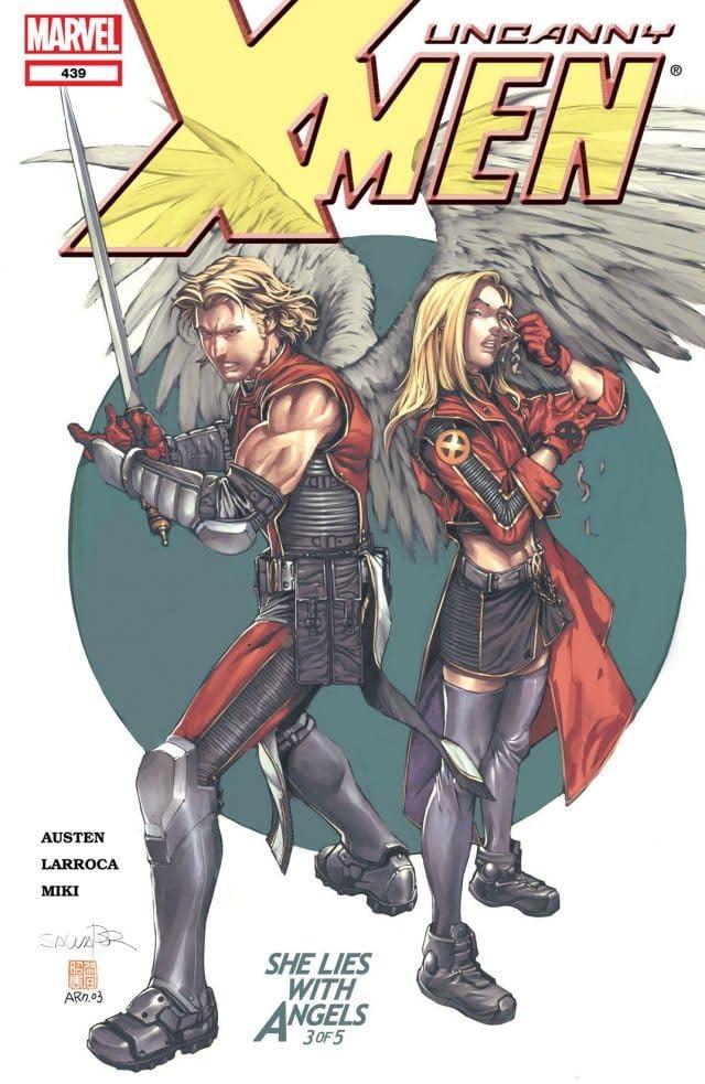 Uncanny X-Men (1963-2011) #439