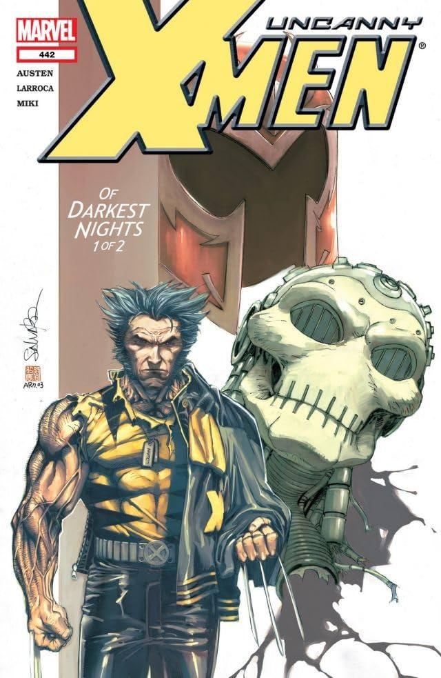 Uncanny X-Men (1963-2011) #442