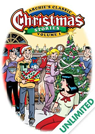 Archie's Classic Christmas Stories Vol. 1