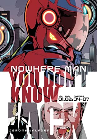 Nowhere Man Vol. 1.2: You Don't Know Jack, Book Two