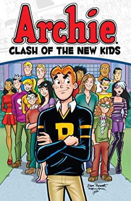 Archie: Clash of the New Kids