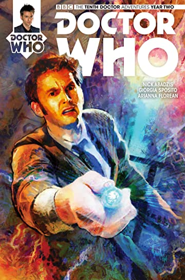 Doctor Who: The Tenth Doctor #2.15