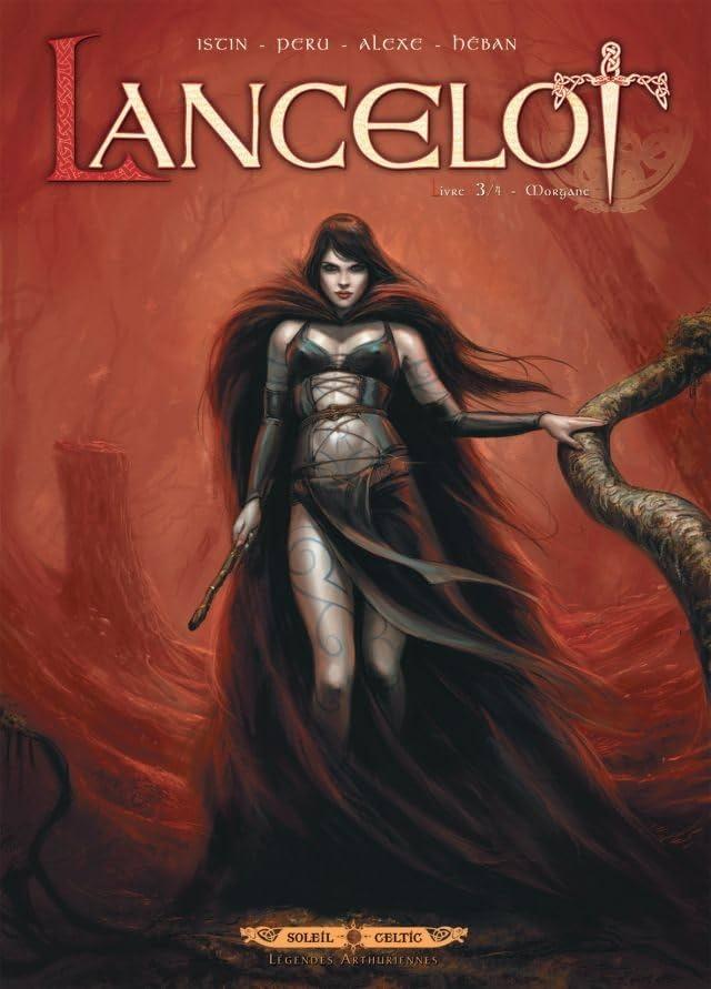 Lancelot Vol. 3: Morgane