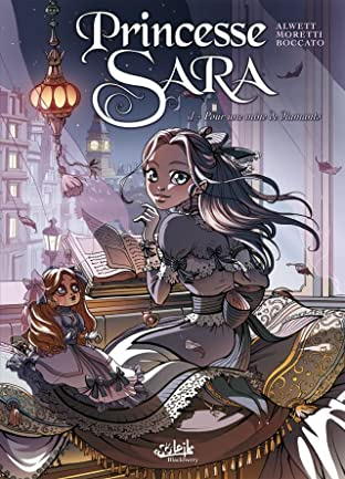 Princesse Sara Vol. 1: Pour une mine de diamants