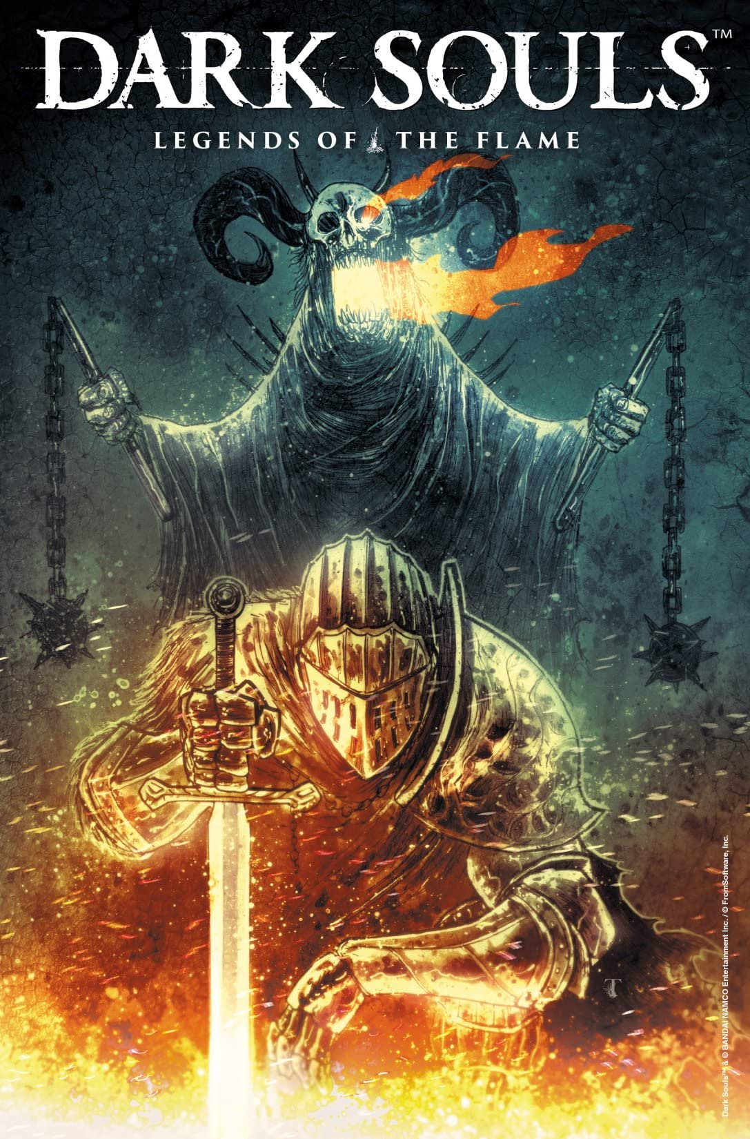 Dark Souls: Legends of the Flame #2
