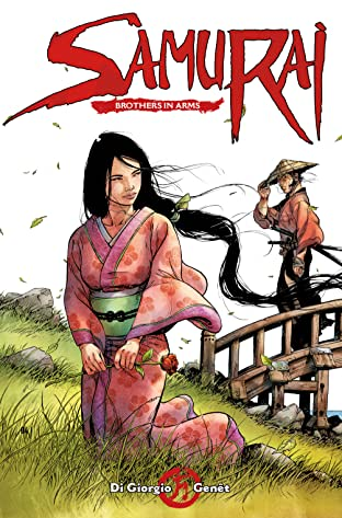 Samurai: Brothers in Arms #2