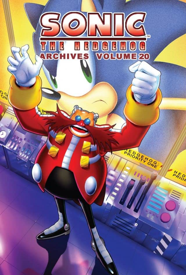Sonic the Hedgehog Archives Vol. 20