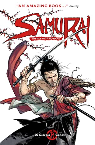 Samurai Vol. 5: The Isle With No Name