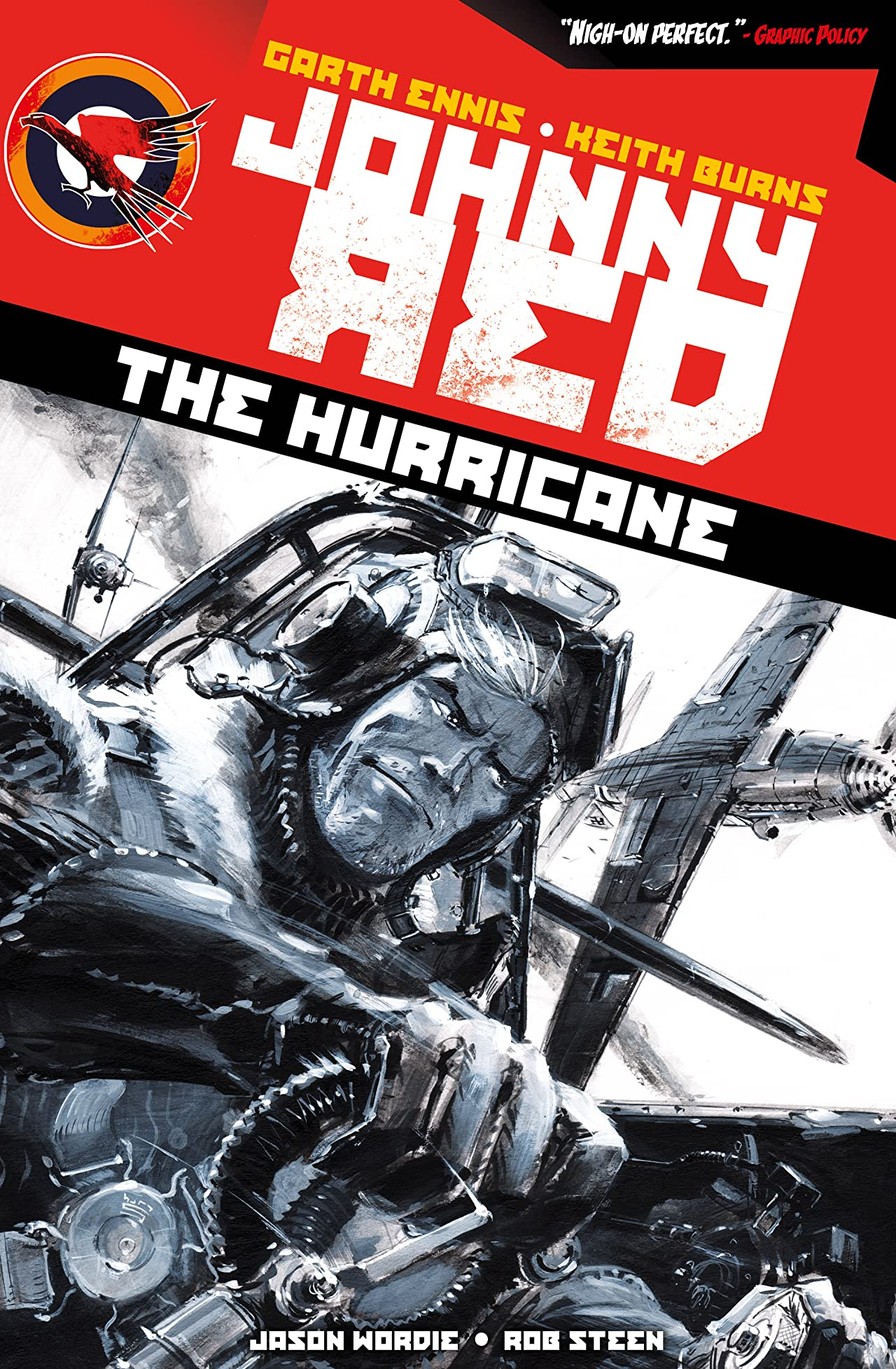Johnny Red Vol. 1: The Hurricane