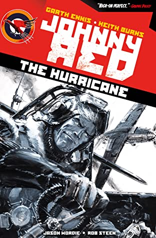 Johnny Red Tome 1: The Hurricane