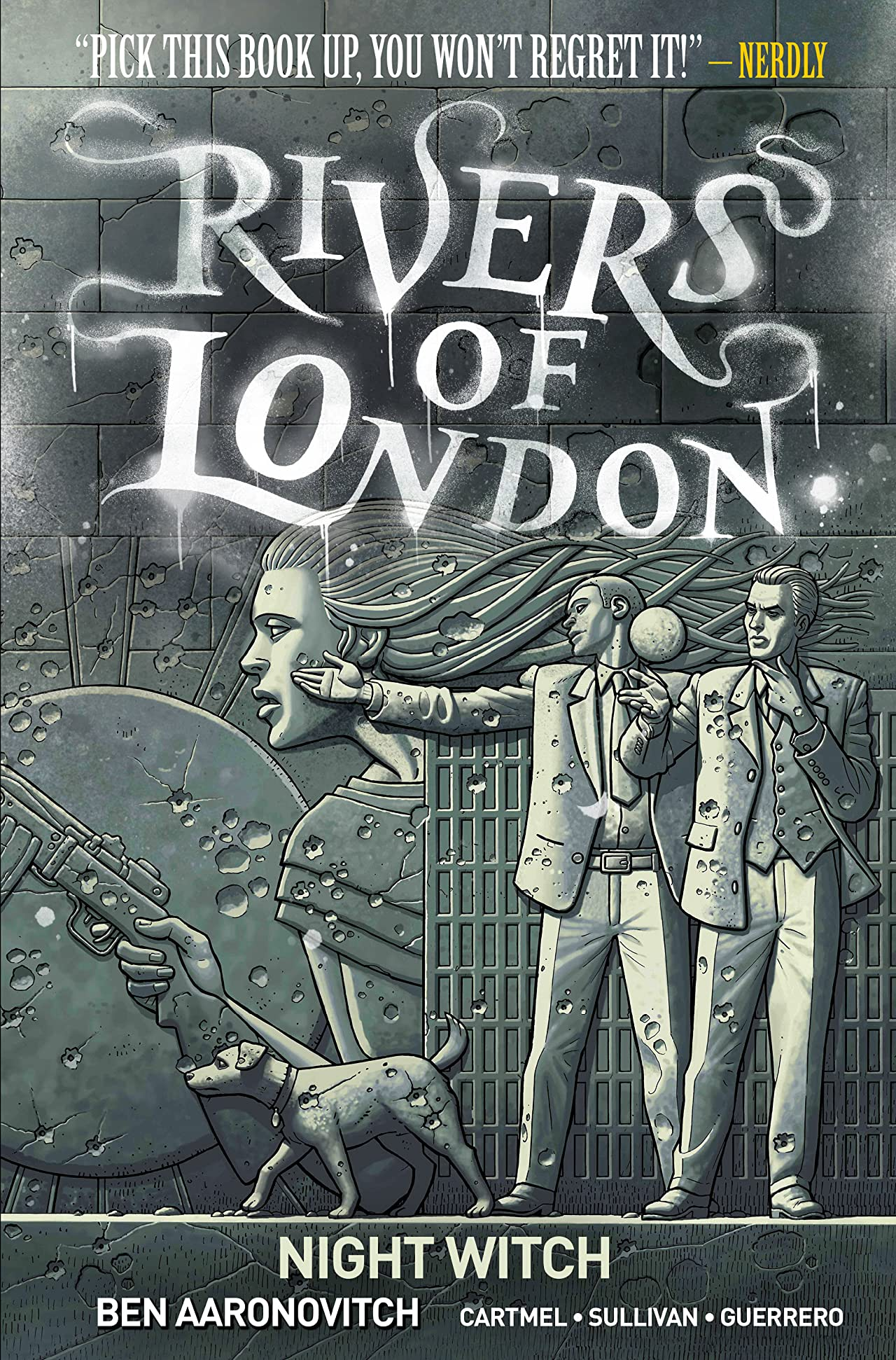 Rivers of London Tome 2: Night Witch