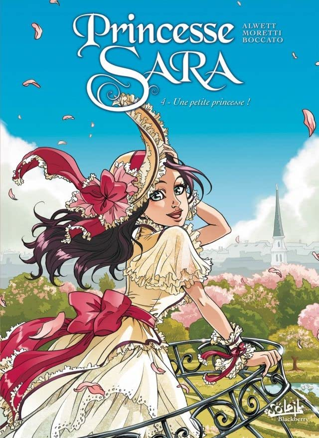 Princesse Sara Vol. 4: Une petite princesse !