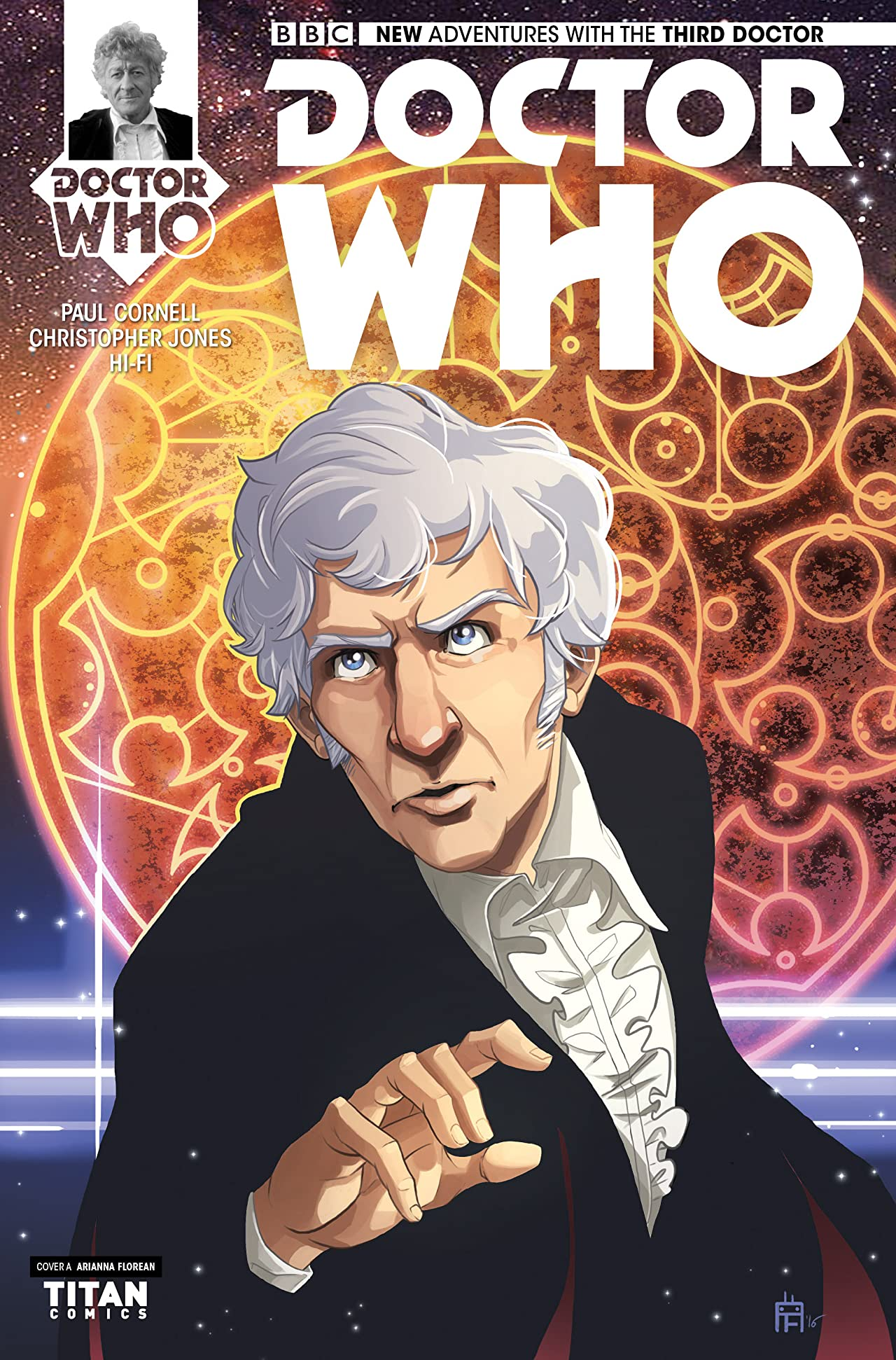 Doctor Who: The Third Doctor #3