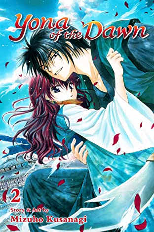 Yona of the Dawn Tome 2
