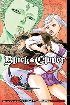 Black Clover Vol. 3