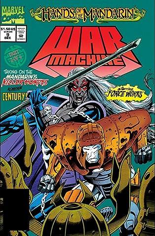 War Machine (1994-1996) #9