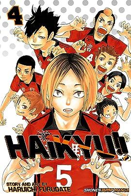 Haikyu!! Vol. 4