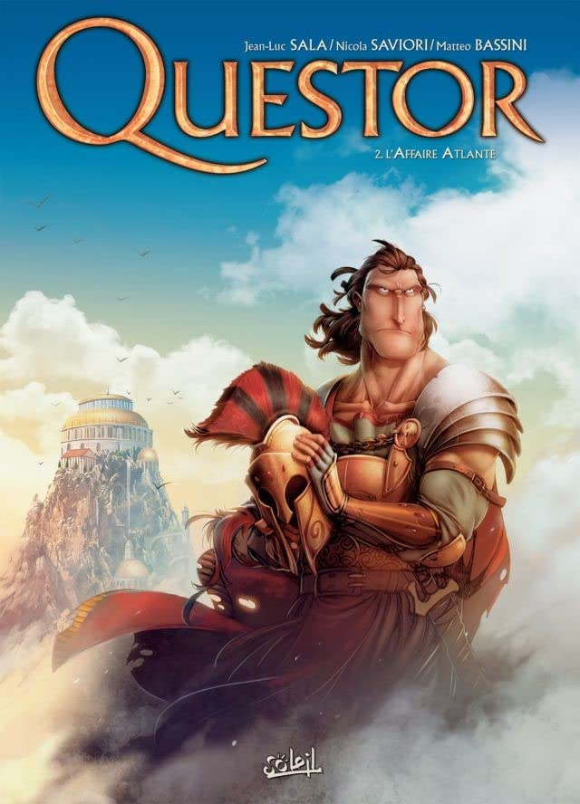 Questor Vol. 2: L'Affaire Atlante