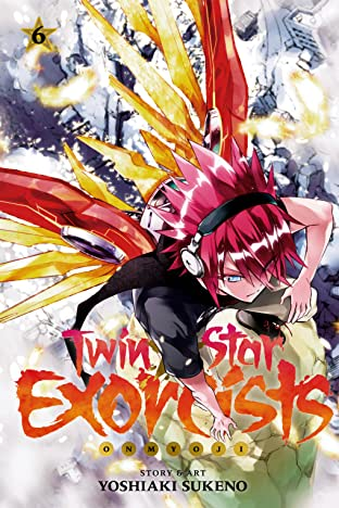 Twin Star Exorcists Vol. 6