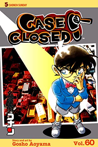 Case Closed Vol. 60
