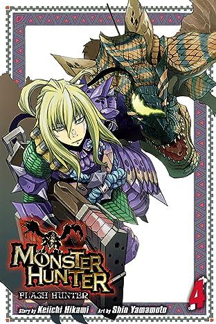 Monster Hunter: Flash Hunter Vol. 4