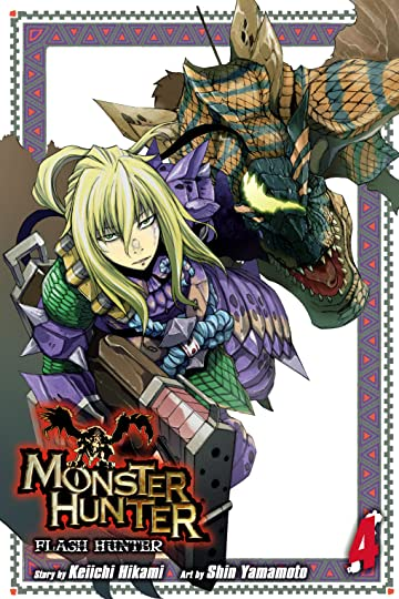 Monster Hunter: Flash Hunter Vol. 4
