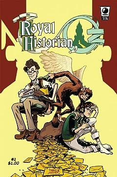 Royal Historian of Oz #1