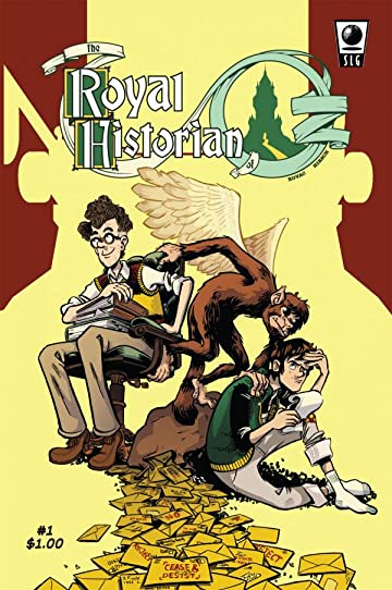 Royal Historian of Oz #1