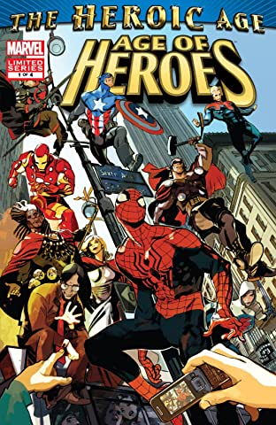 Age of Heroes (2010) #1 (of 4)