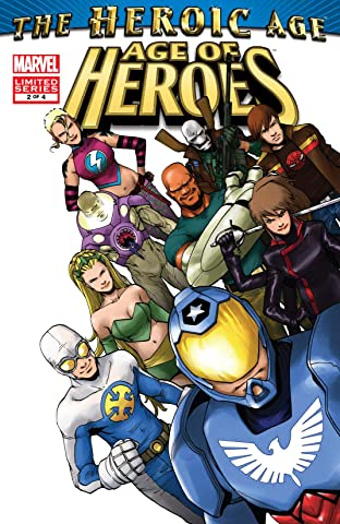 Age of Heroes (2010) #2 (of 4)