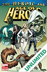 Age of Heroes (2010) #3 (of 4)