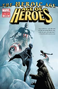Age of Heroes (2010) #4 (of 4)