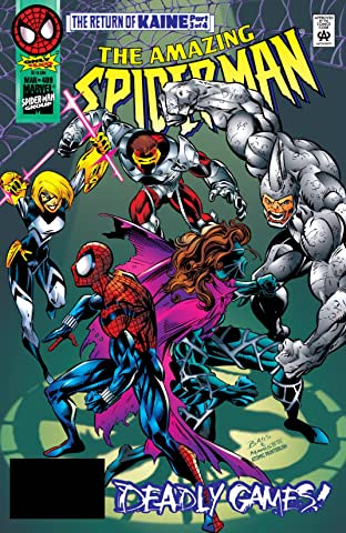 Amazing Spider-Man (1963-1998) #409