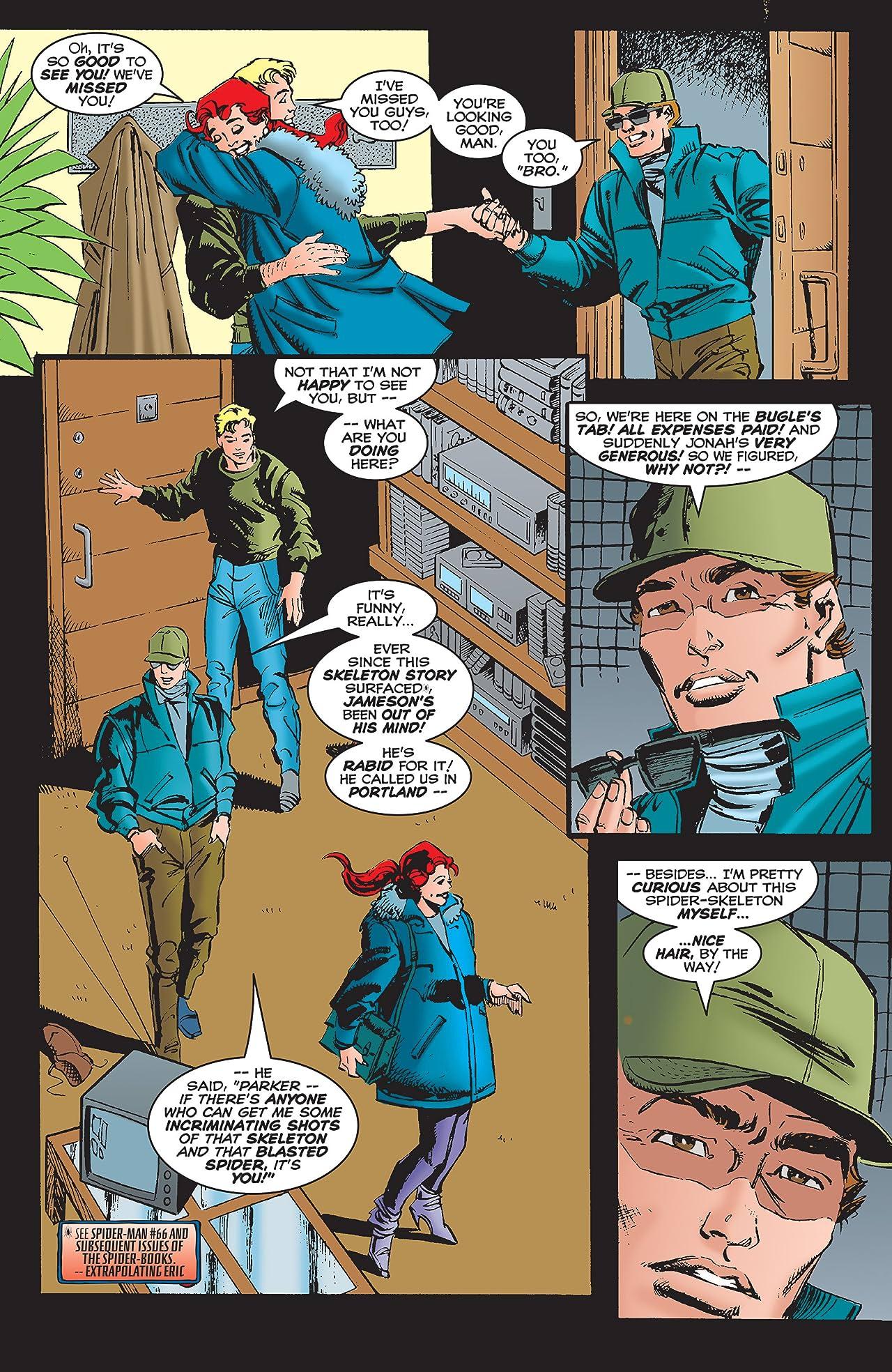 Peter Parker, The Spectacular Spider-Man (1976-1998) #232
