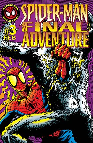 Spider-Man: The Final Adventure (1996) #3 (of 4)