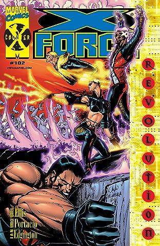 X-Force (1991-2002) #102