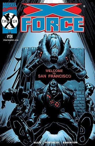 X-Force (1991-2002) #104