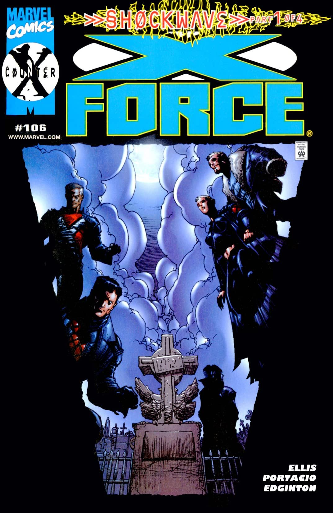 X-Force (1991-2002) #106