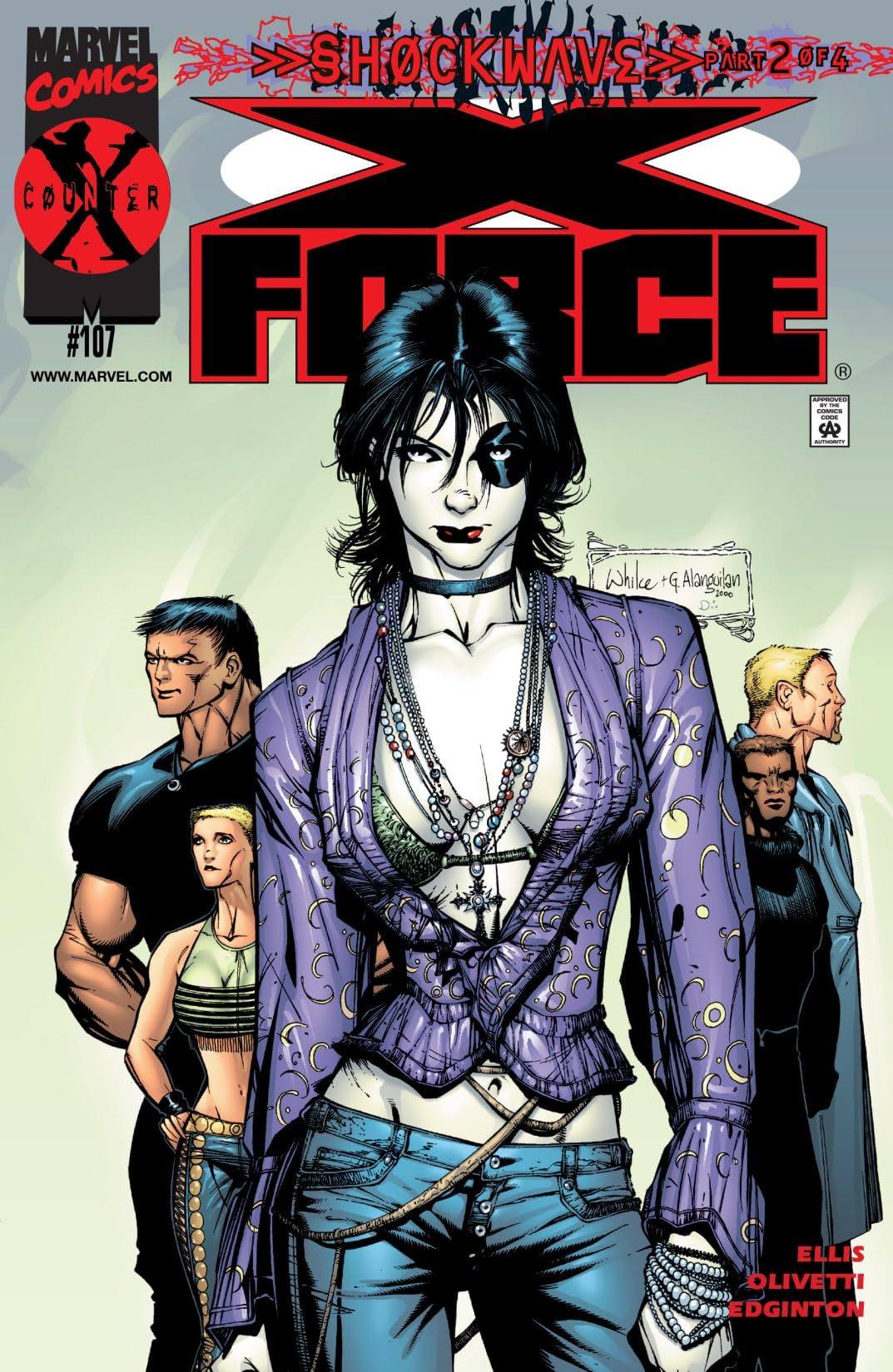 X-Force (1991-2002) #107