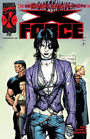 X-Force (1991-2002) No.107