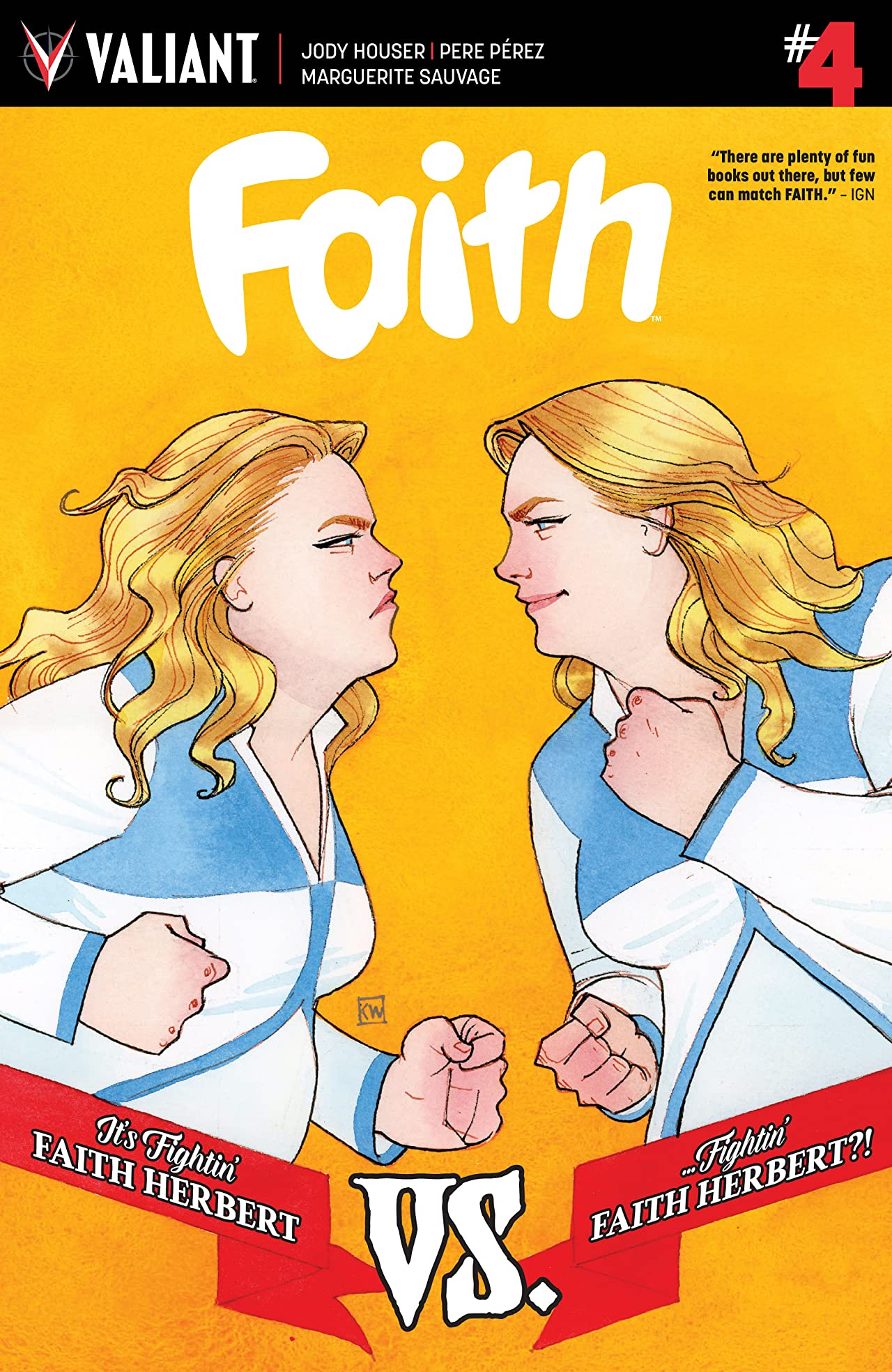 Faith (2016) #4: Digital Exclusives Edition