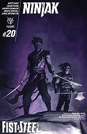 Ninjak (2015- ) #20: Digital Exclusives Edition