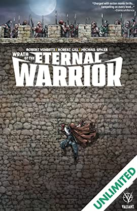 Wrath of the Eternal Warrior #12: Digital Exclusives Edition