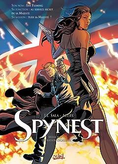 Spynest Vol. 2: Opération Excalibur