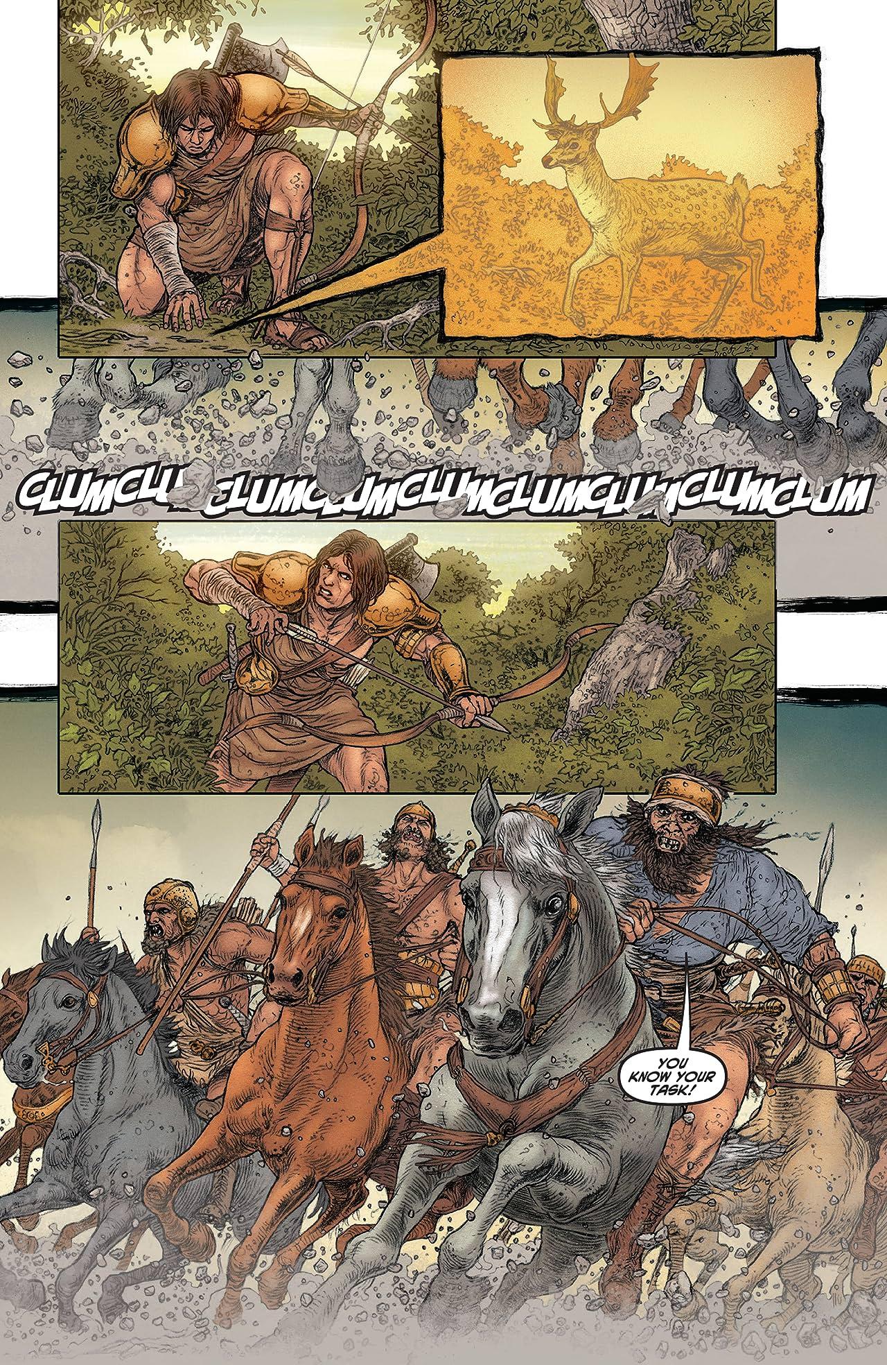 Wrath of the Eternal Warrior Vol. 2